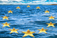 Europe sea Stock Images