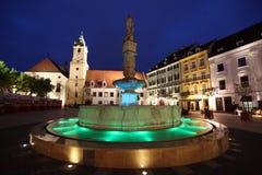 EUROPE SLOVAKIA BRATISLAVA CITY Royalty Free Stock Photos