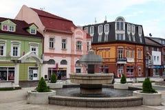 EUROPE SLOVAKIA TANTRA POPRAD Royalty Free Stock Photos