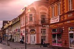 EUROPE SLOVAKIA TANTRA POPRAD Stock Photo
