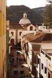 EUROPE SPIAN GRAN CANARY Royalty Free Stock Photos