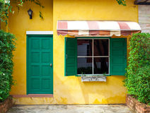 Europe Style House Royalty Free Stock Images