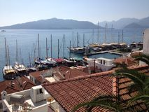 Europe, Turkey, Marmaris Royalty Free Stock Photo