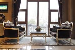 Europe Type Sofa Royalty Free Stock Photos
