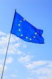 Europe Union flag Royalty Free Stock Image