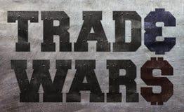 EUROPE/USA, o 9 de março de 2018 - votos da UE a lutar para trás no alumínio dos E.U. e tarifas de aço como teares da guerra come Fotografia de Stock
