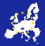 Europe2 Lizenzfreies Stockbild