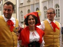 europeade 2009 стоковое фото