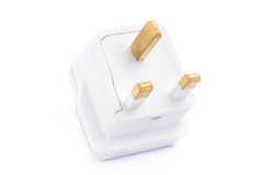 European adapter plug Royalty Free Stock Photo