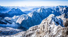 European alps Royalty Free Stock Image
