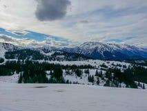 European Alps Stock Photography