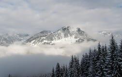 European Alps Stock Images