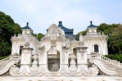European architecture yuan ying guan Stock Photo