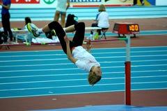 European Athletics Indoor Championships Royalty Free Stock Photography