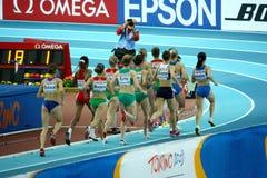 European Athletics Indoor Championships Royalty Free Stock Image