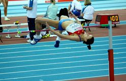 European Athletics Indoor Championships Royalty Free Stock Image