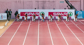 European Athletics Team Championship Royalty Free Stock Images
