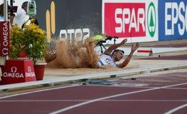 European Athletics Team Championship Royalty Free Stock Photos