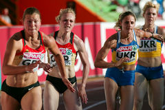 European Athletics Team Championship Stock Photo