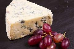 European blue cheeses Stock Photo