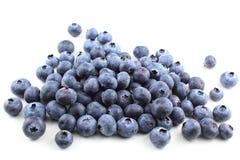 European blueberry fruits  Royalty Free Stock Photo