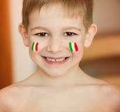 European boy Stock Photo