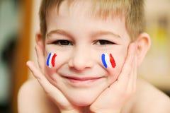 European boy Stock Images