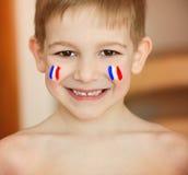 European boy Royalty Free Stock Photography