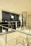 European brand new clothes shop Royalty Free Stock Photography