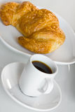 European breakfast Royalty Free Stock Photography