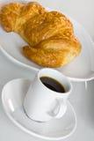 European breakfast Royalty Free Stock Photography