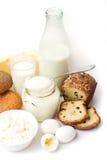 European breakfast royalty free stock images