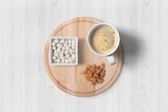 European breakfast Stock Photo