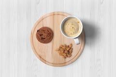 European breakfast Stock Images