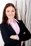 European Business woman Stock Images