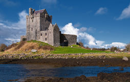 European castle Stock Images