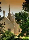 European castle Stock Photography