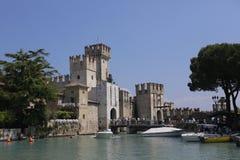 European castle Royalty Free Stock Photo