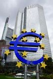 European Central Bank. Stock Photos