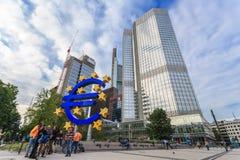 European Central Bank Stock Photography