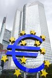 European Central Bank. Royalty Free Stock Photo