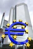 European Central Bank. Stock Photo