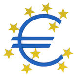 European Central Bank Royalty Free Stock Images