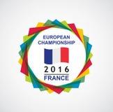 2016 European Championship Royalty Free Stock Photo