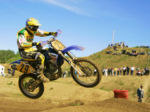 European Championship motocross Royalty Free Stock Photos