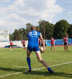 European Championship Ukraine - Norway, rugby Stock Photography