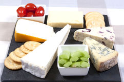 European cheese Stock Images