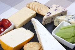 European cheese Royalty Free Stock Image