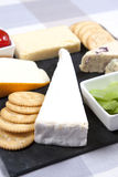 European cheese Royalty Free Stock Images