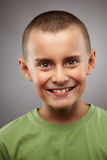 European child smiling Royalty Free Stock Photography